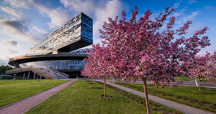 Moscow School of Management Skolkovo features in the FT Executive Education rankings of 2020