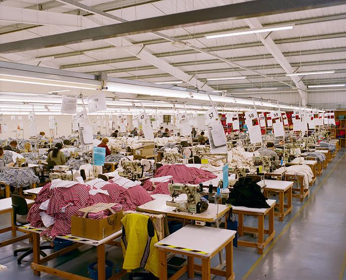 Inside the Basic Premier factory