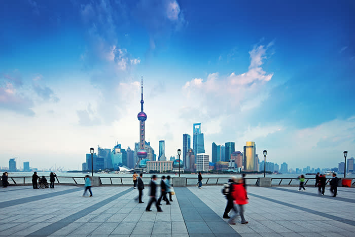 Shanghai, China; European Business Schools Ranking 2019