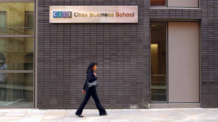 Mandatory Credit: Photo by Tom Pilston/The Independent/Shutterstock (2442004a) THE CASS BUSINESS SCHOOL,LONDON. 19/7/04 THE CASS BUSINESS SCHOOL,LONDON. 19/7/04