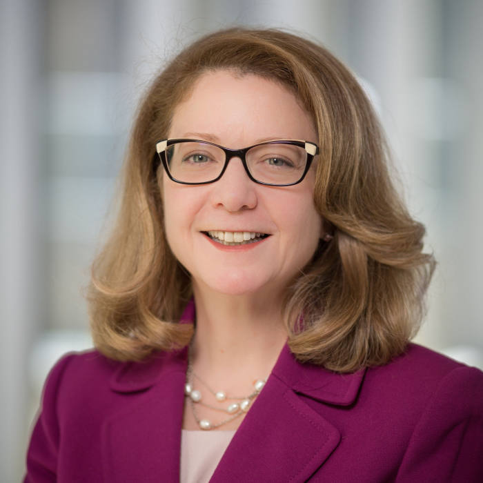 Melissa Kennedy, chief legal officer at Sun Life Financial, the Canadian insurance group