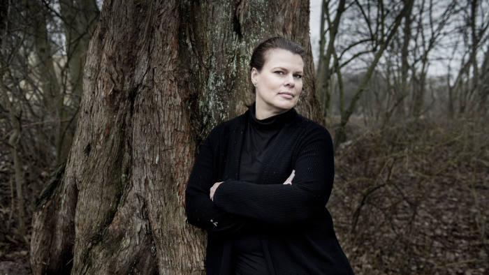 HR director at Novozymes, Anne Sophie Bisbjerg Lee ... Anne Sophie Bisbjerg Lee Feature ... 06-02-2019 ... København ... Danmark ... Photo credit should read: Celina Dahl/Ritzau. Unique Reference No. 47334702 ...