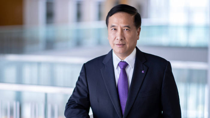 Prof Lin Zhou and The Chinese University of Hong Kong, CUHK.