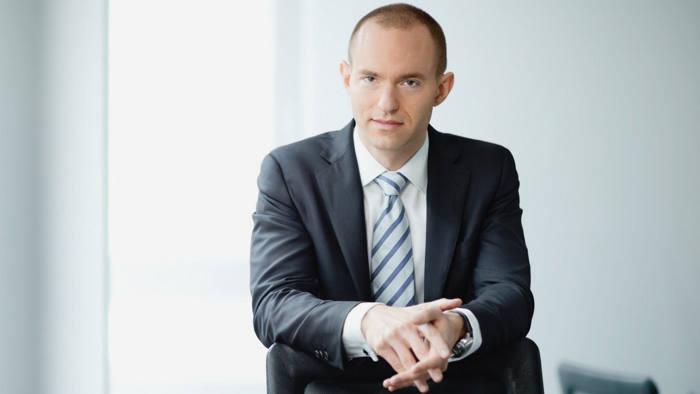 UNSURE OF COPYRIGHT Jan Marsalek, COO, WireCard AG