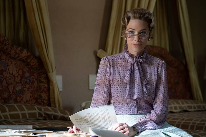 Blanchett as Schlafly in 'Mrs America'