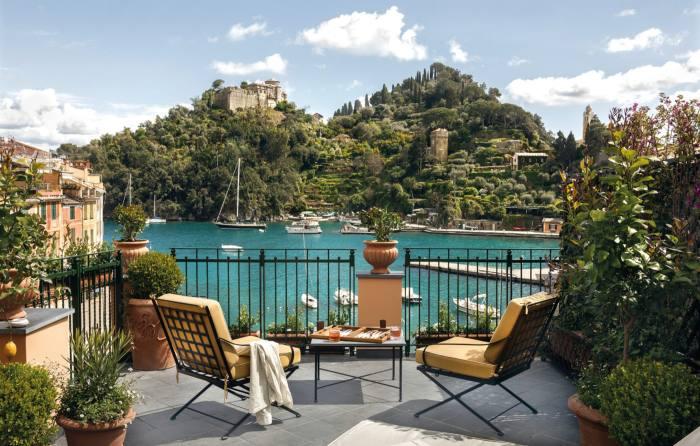 The Belmond Hotel Splendido, Portofino
