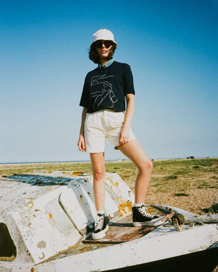 Tomorrow x Sea Shepherd Mother Nature T-shirt, £35