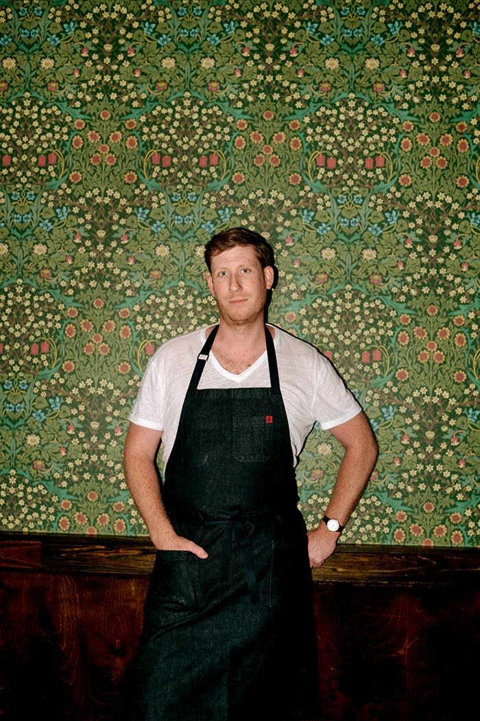 Greg Baxtrom, chef and owner, Olmsted and Maison Yaki