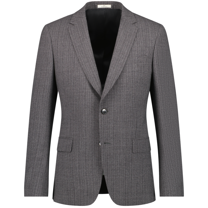 Fursac wool jacket, £725 for suit