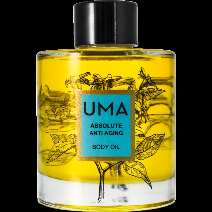 Uma Absolute Anti Aging Body Oil, $70