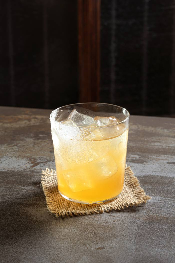 Kol in London makes its Margarita without lime