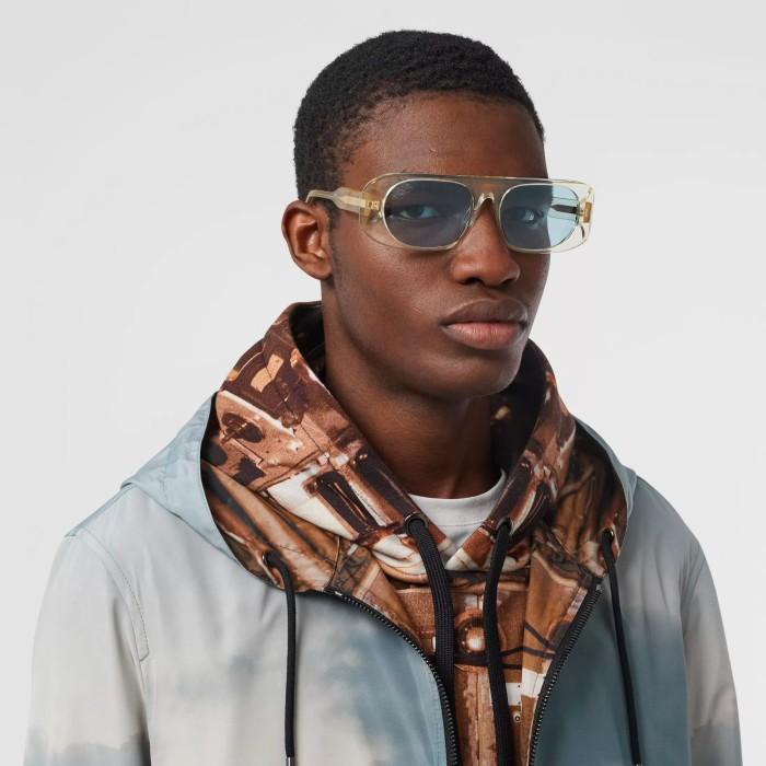 Burberry Blake sunglasses, £240
