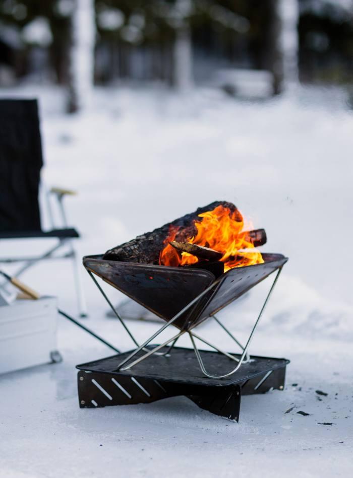 Snow Peak Tabiki fire and grill, £343