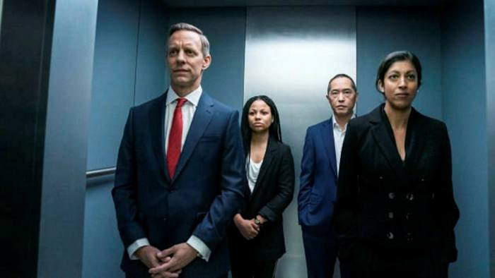 TV series 'Industry' focuses on interns competing to climb the corporate ladder. Many people under the age of 40 are not interested in reinforcing that system