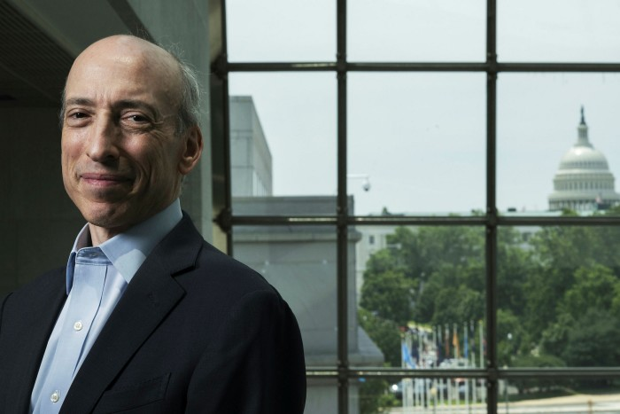 Gary Gensler, chairman of the US Securities and Exchange Commission