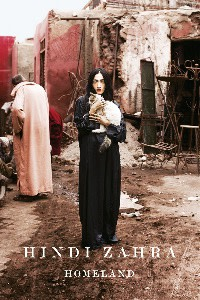 Last music downloaded: Homeland by French-Moroccan singer Hindi Zahra