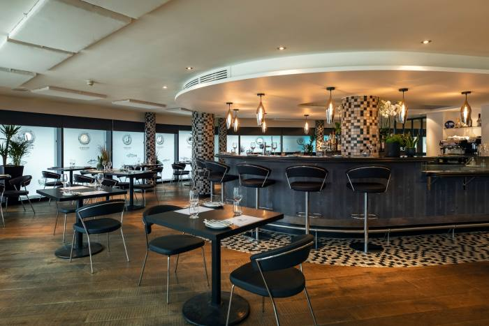 The refurbished Ondine's menu has a new focus on meat and charcoal-grilled dishes