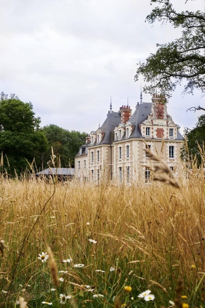 Château de Breuil, part of the estate at Les Sources deCheverny