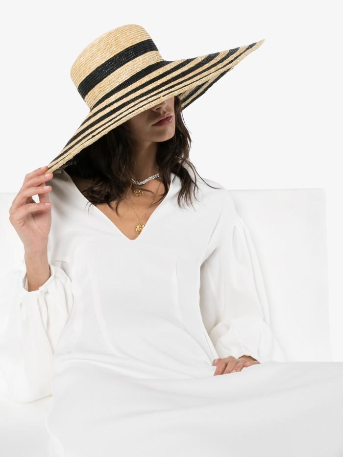 Eliurpi hat, £465, farfetch.com