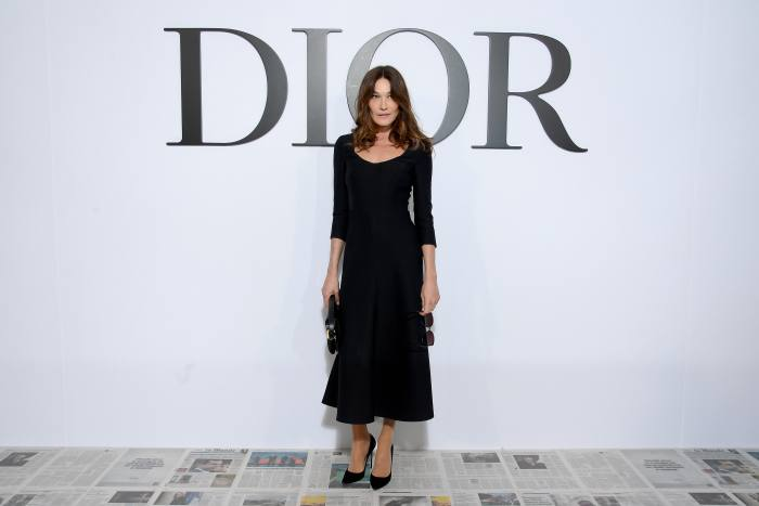 Carla Bruni – alongside Melanie Griffith and Courteney Cox – has invested in the company