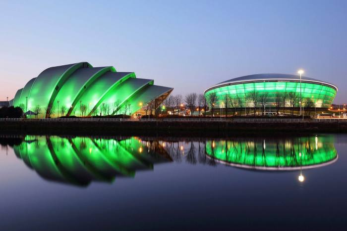 Glasgow will host the UN summit COP26 later this year, which is aimed at reducing global warming