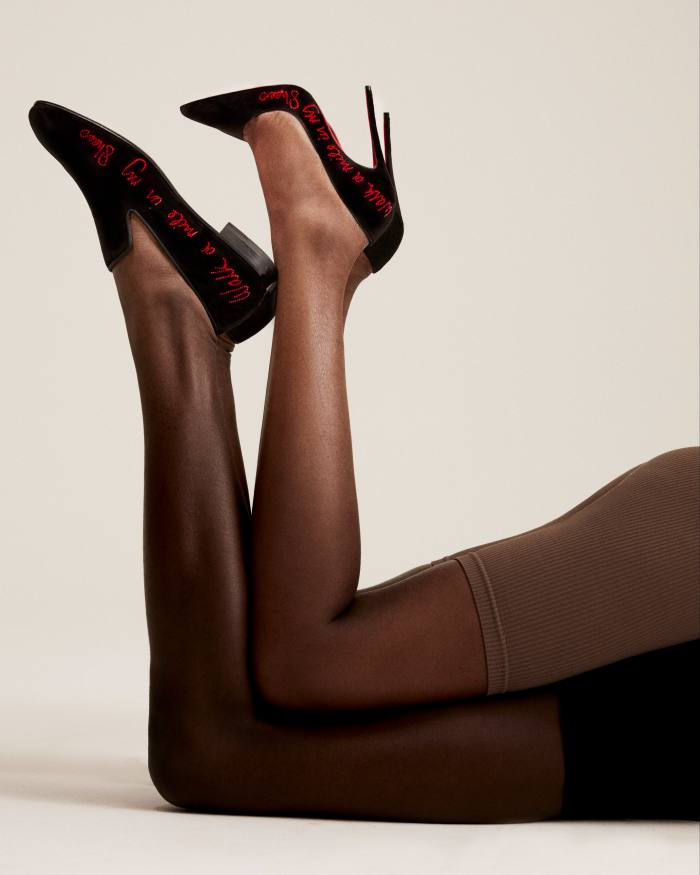 The Walk A Mile In My Shoes collection includes 16 styles of men's and women's shoes