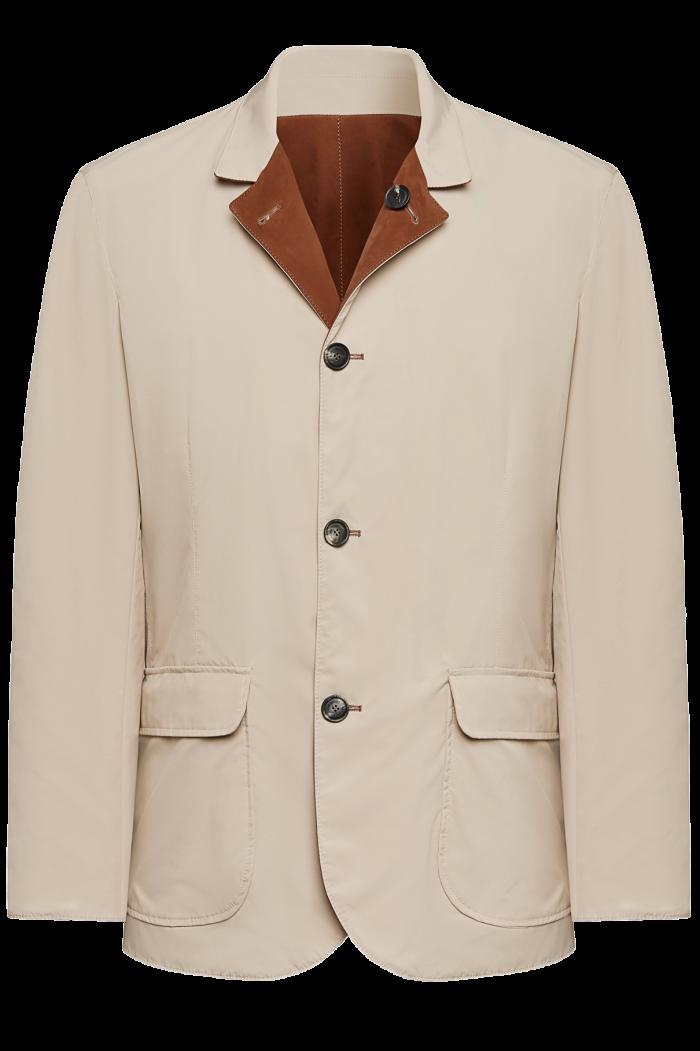 Brunello Cucinelli calfskin blazer, £5,400