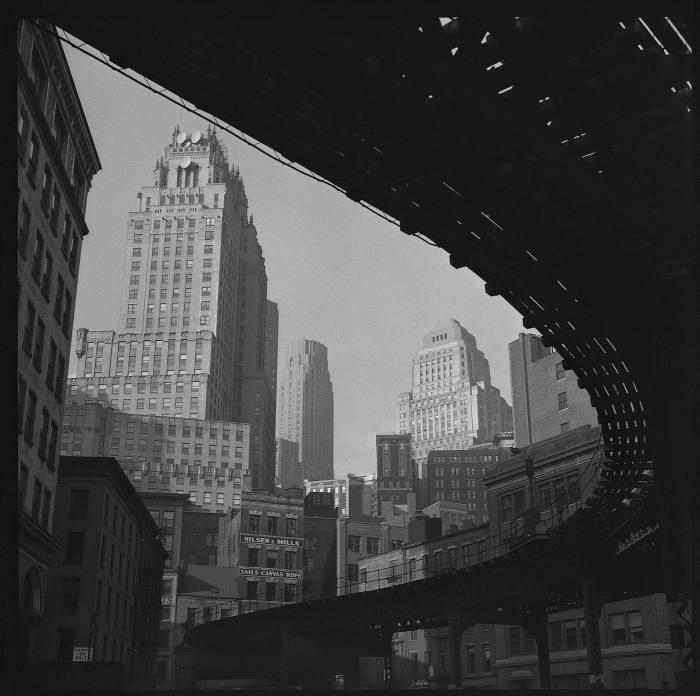New York, c1950, by Harold Chazen