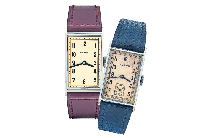 The latest Archival watch and the original