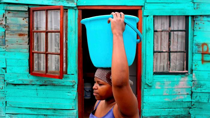 Access to clean water is a huge problem but there are few funds that focus on long-term water scarcity