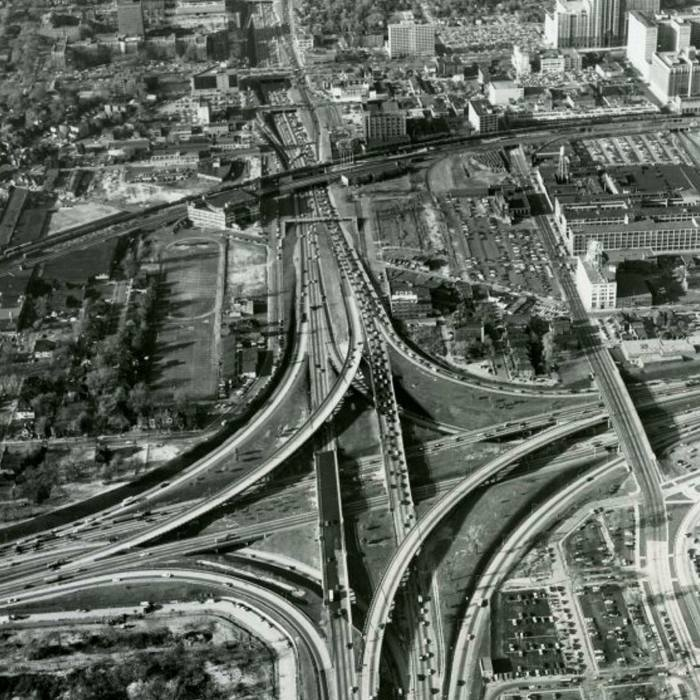 The Edsel Ford Expressway, also known as Interstate 94, is part of one of the oldest urban interstate highways in the country. It opened in 1941