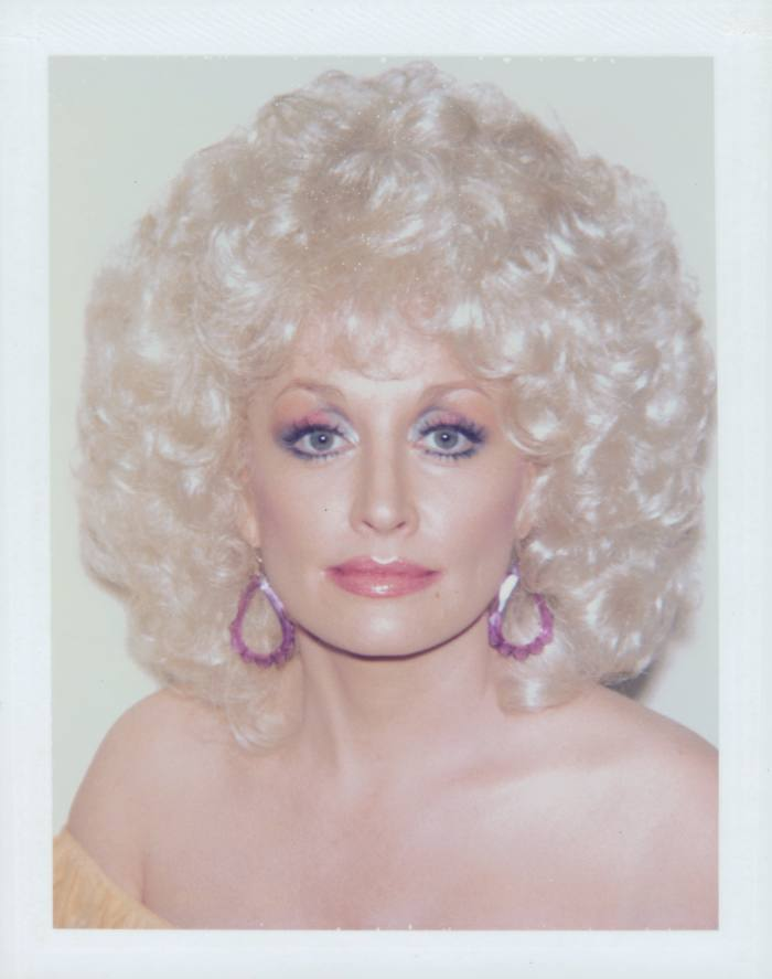 Dolly Parton (1985) by Andy Warhol