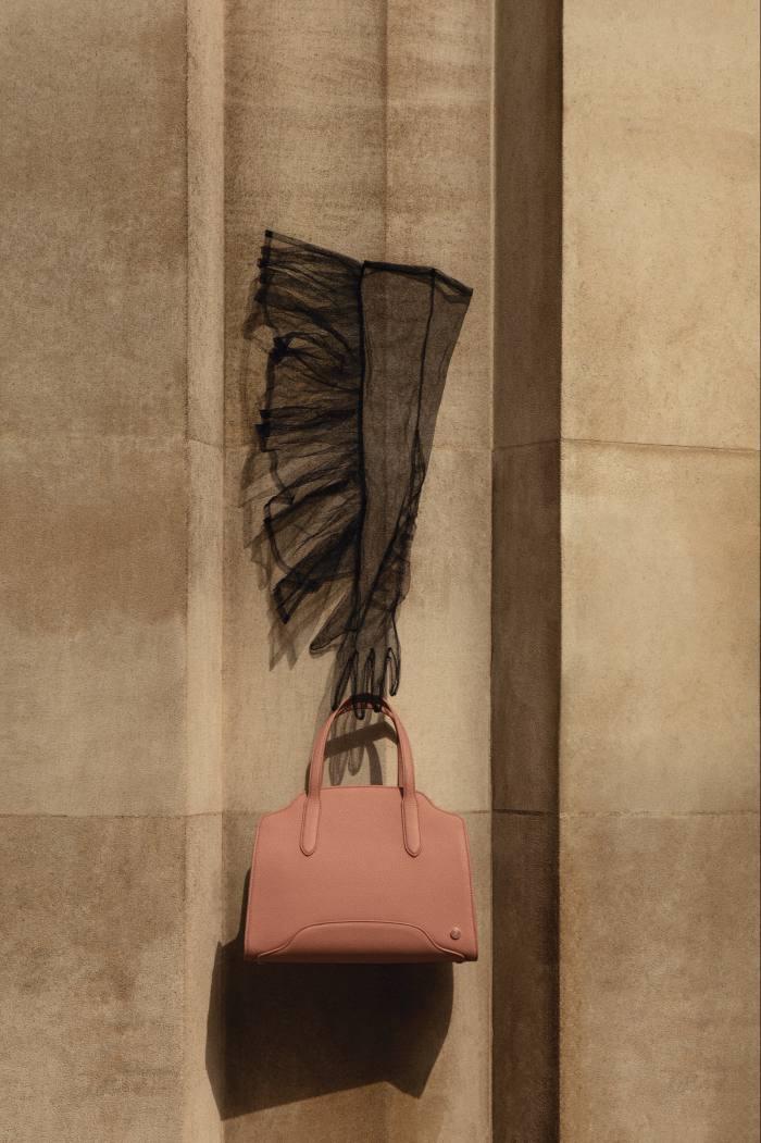 Loro Piana matte leather Sesia Bag M, £2,975