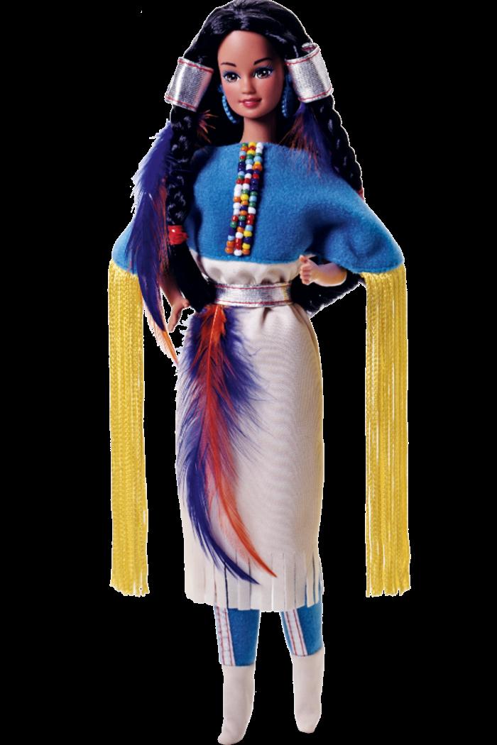 'Native American' Barbie, 1994