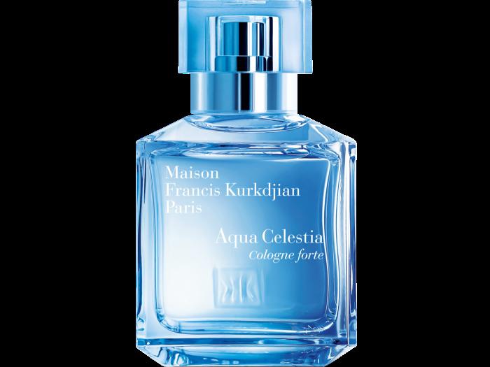 Maison Francis Kurkdjian Aqua Celestia, €160 for 70ml EDP