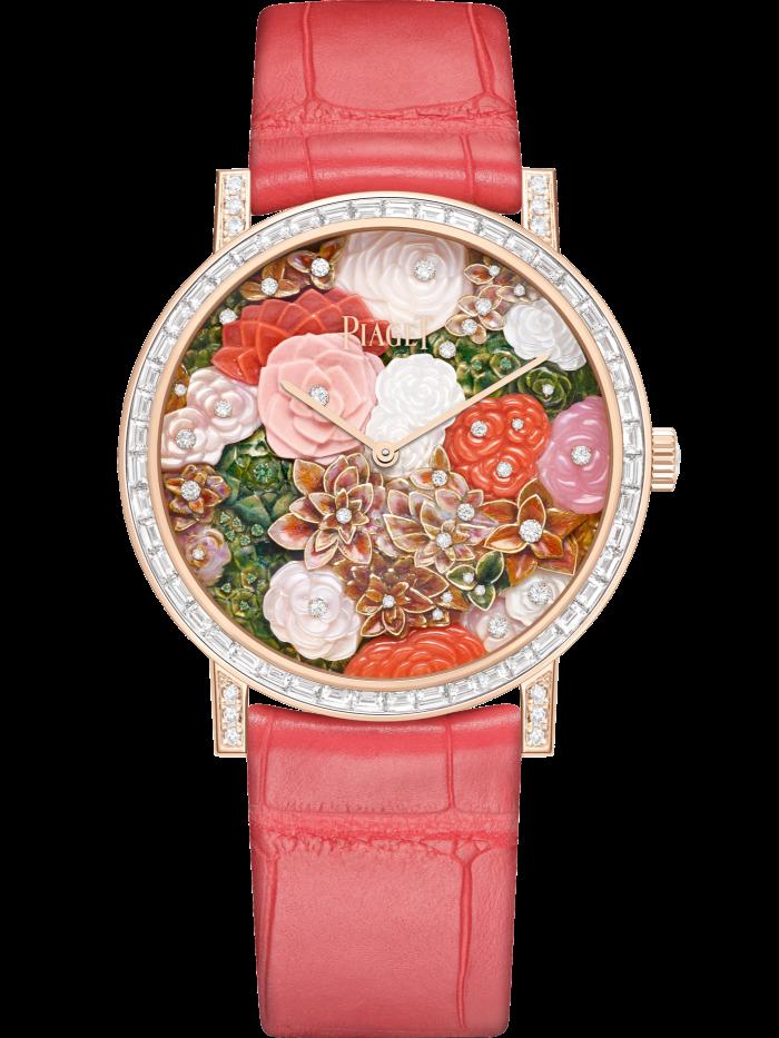 Piaget Rose Bouquet watch, POA