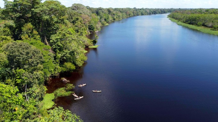 A new 20-suite river cruiser marks a return to Aqua's roots on the Peruvian Amazon