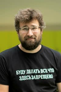 Teacher Sergey Phokine