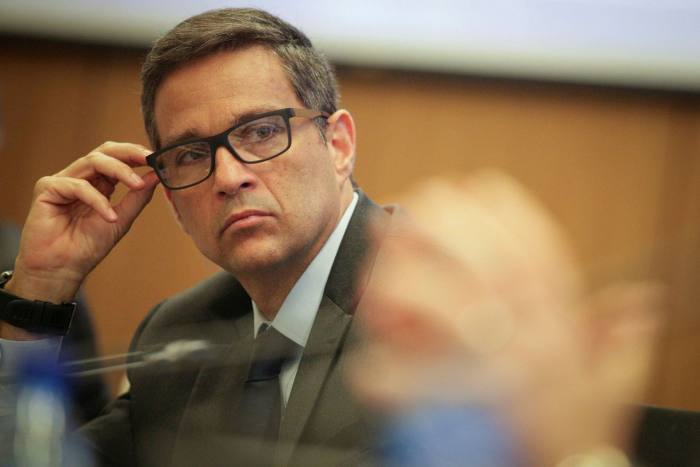 Campos Neto has presided over the central bank's return to independence. 'I think people in general see it as an advance,' he says