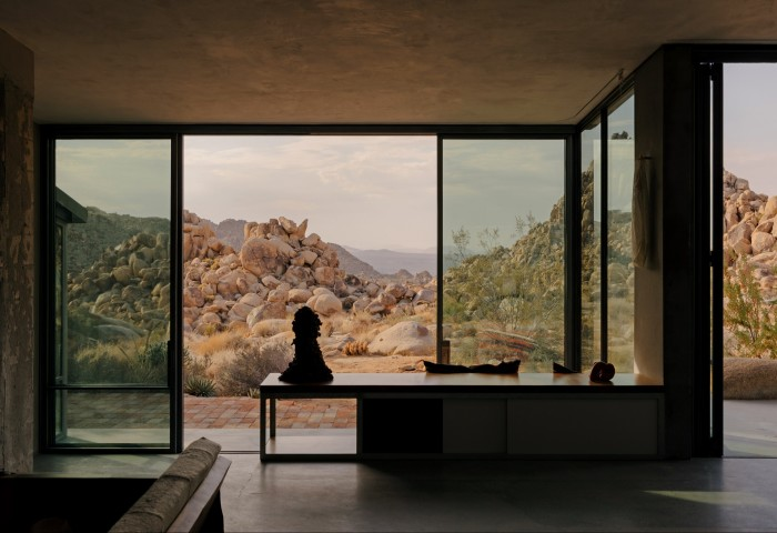 The study in the mainhouse with Untitled,13,2011