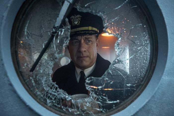 'Greyhound', starring Tom Hanks, Jason Cloth's most recent big-ticket production