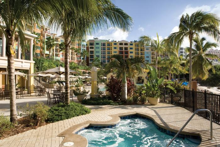 Marriott's Frenchman's Cove on St Thomas