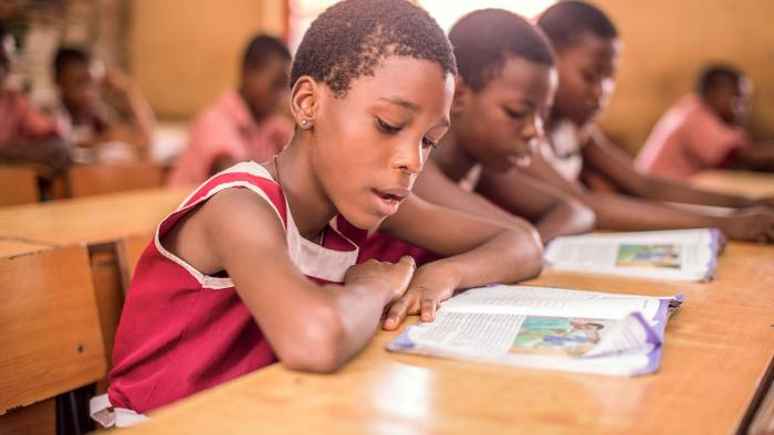 The EdoBest schools improvement programme was prompted by children fleeing abroad in hope of a better life