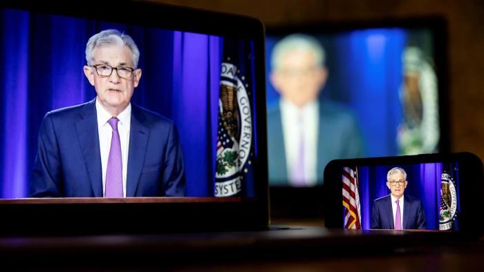 Fed chair Jay Powell