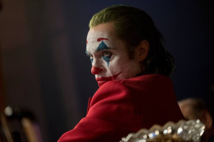 Joaquin Phoenix in 'Joker', which cost $64m and made over $1bn at the box office