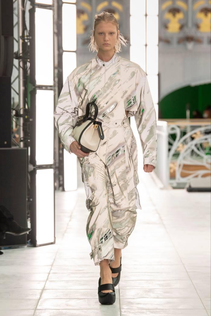 Louis Vuitton technical-fabric jumpsuit, £3,900
