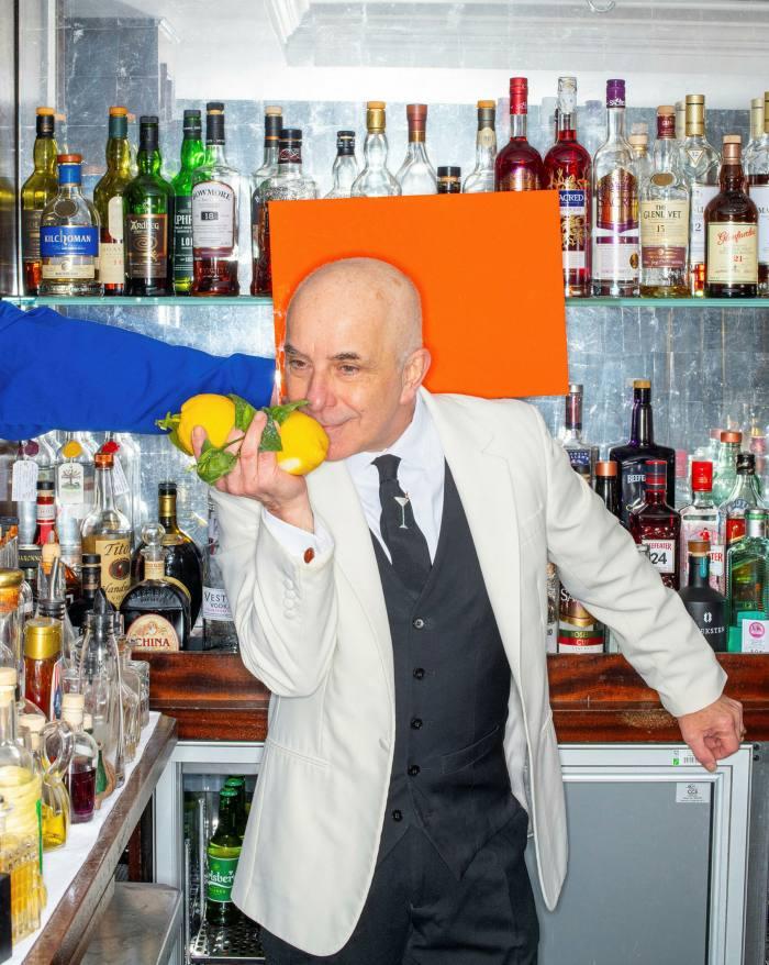 Alessandro Palazzi of Dukes Bar