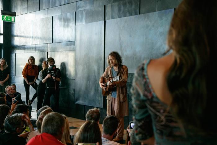 Damien Rice plays at Cork's River Lee Hotel at SFSH 2019