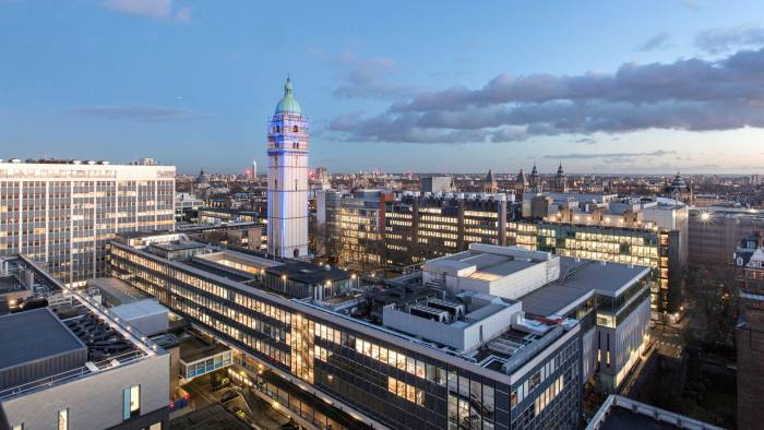 Imperial College London says it remains 'European at its heart'