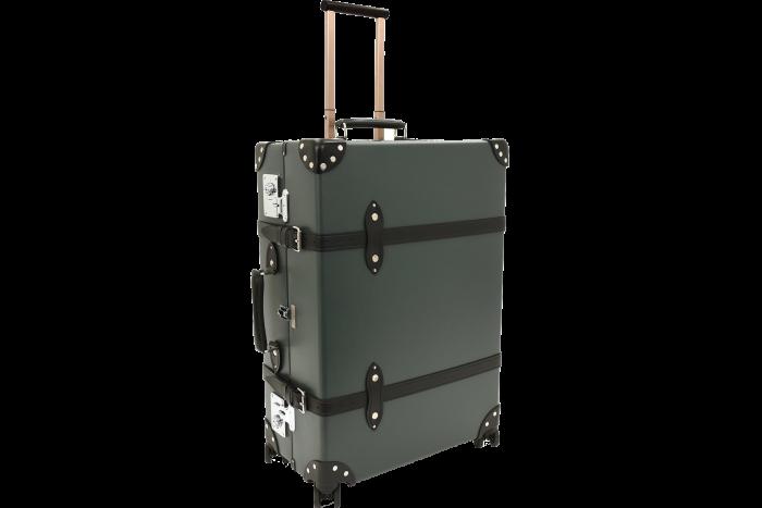 Globe-Trotter vulcanised-fibreboard Carry-On Case